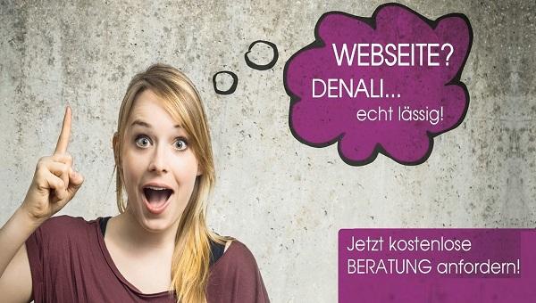 Denali Webseiten Werbeagentur Mondsee webdesign
