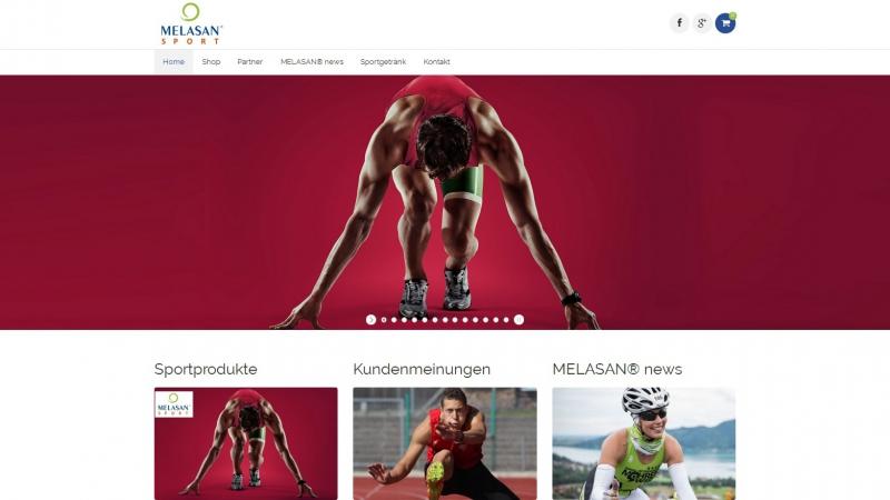Webshop Sport