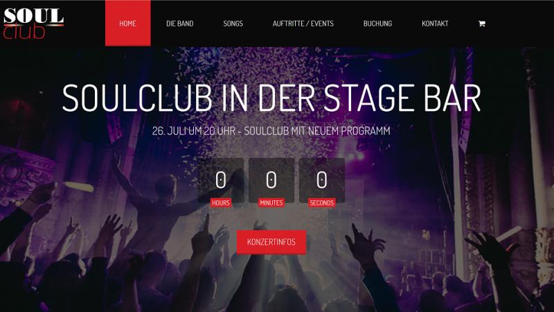 Web-Musiker Agentur