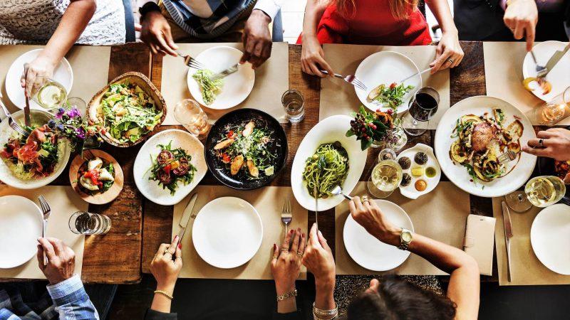 Restaurant – Full Service Web & Grafik