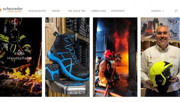 Online Shop mit Magento 2 Technologie